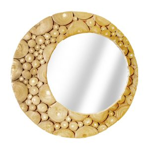 Wooden Mirrors
